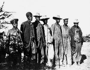 Намибийские племена потребовали компенсаций от Германии за геноцид
