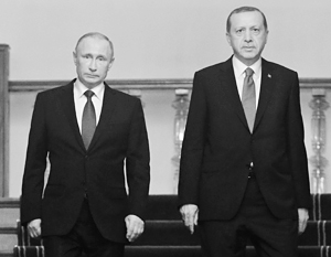 Владимир Путин назвал Турцию важнейшим партнером России
