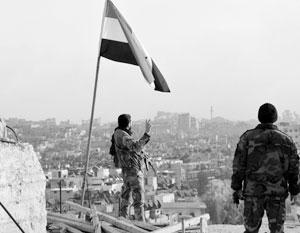 Сирийская армия отбила у террористов 11 населенных пунктов к востоку от Алеппо