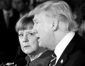 Трамп заявил об огромном долге Германии перед НАТО