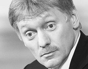 Песков: Идеологическое одурманивание на Украине мешает наладить отношения с Россией