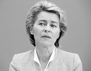Берлин отверг заявления Трампа о долгах Германии перед НАТО