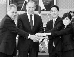 Шойгу заявил о готовности восстанавливать связи с Японией в военной сфере