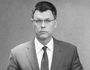 Путин назначил замглавы Минюста Аристова директором ФССП