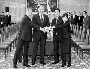 Япония передала России предложения о совместном освоении Курил