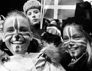 Самой счастливой страной, согласно докладу ООН, стала Норвегия