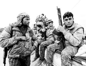 СМИ: Россия построит базу на северо-западе Сирии по соглашению с курдами