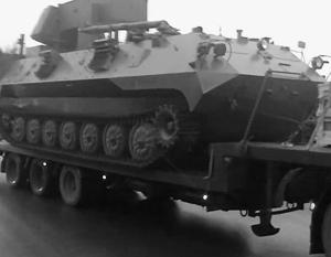 Грузинская оппозиция заявила о возможном передвижении российских военных грузов