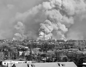 Стало известно о первой жертве взрывов на арсенале под Харьковом