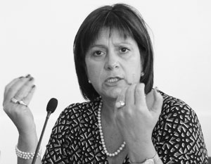 Экс-глава минфина Украины Яресько займется спасением экономики Пуэрто-Рико