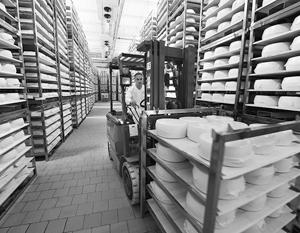 Экономика: Россельхознадзор стал влиять на репутацию белорусских сыров