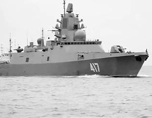 Минобороны поставило в вину «Алмаз-Антею» возможный срыв поставок фрегатов
