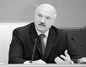 лукашенко белоруссии заявил литву польшу
