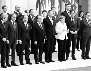 Консерваторы лишили Европу праздника