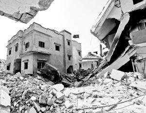 США признали уничтожение ливийского Сирта при освобождении от ИГ