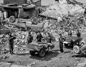 По данным ООН, в западном Мосуле погибло более 300 мирных жителей