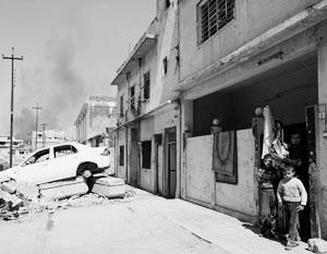 Военные США признают, что избежать жертв в Мосуле становится все труднее