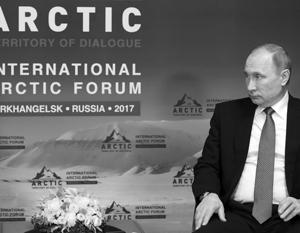 Политика: Соседей по Северному полюсу не выбирают