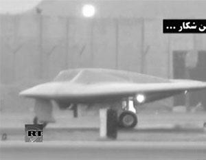 «Стелс-беспилотник» RQ-170 уже раньше в теории мог использовать легкие управляемые ракеты