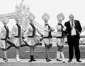 Нынешний министр иностранных дел Великобритании Борис Джонсон сталкивался с русской угрозой еще в ходе своей работы мэром Лондона