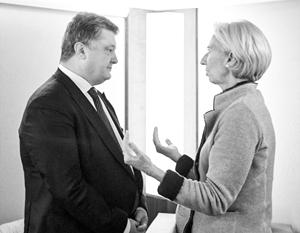 МВФ ускоряет принятие Киевом закона о распродаже чернозема и пенсионной реформы