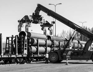 Nord Stream 2 подал заявку в Германии на строительство «Северного потока – 2»