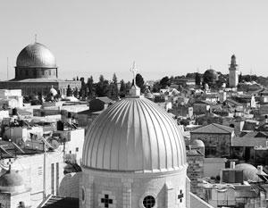 История иерусалимского вопроса запутана, как и многие другие сюжеты на Ближнем Востоке
