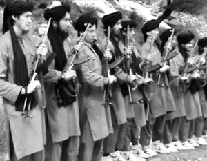 «Исламское движение Узбекистана» – наиболее многочисленный отряд боевиков – выходцев из СНГ, которые орудуют в Ираке и Сирии