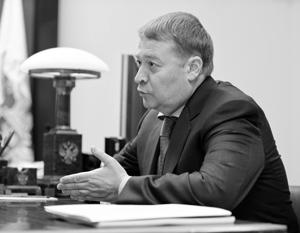 Экс-глава Марий Эл задержан по подозрению во взятке