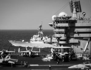 В мире: Трамп готовит американский флот для противостояния с Китаем