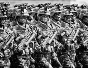Северокорейская армия в достаточной степени подготовлена к войне, полагают эксперты