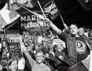 Уже очень давно французские выборы не имели такого важного значения