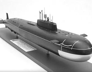 ВМФ России получит самую большую атомную подлодку в мире