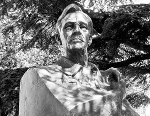 Памятник Рузвельту открыли в Ялте