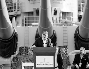 Задуманное Трампом расширение флота потребует дополнительно 400 млрд долларов расходов