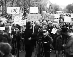 В Венгрии протесты против правительства Виктора Орбана превратились в антироссийские
