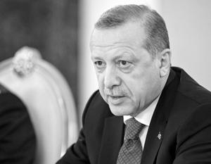 Эрдоган: Путин попросил не считать его адвокатом Асада