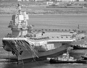 В мире: Китай продолжил традиции советского военного кораблестроения