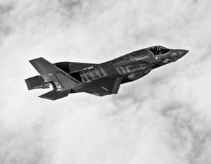 Утверждается, что в атаке близ Дамаска участвовали новейшие израильские истребители F-35 «Адир»