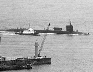 КНДР пригрозила потопить американскую атомную подлодку