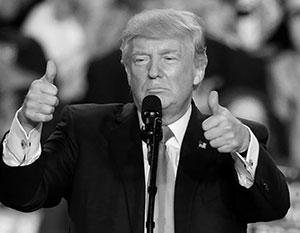 Трамп заявил о намерении действовать вместе с Россией