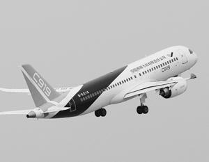 Первый полет китайской угрозы для американских Boeing и европейских Airbus прошел успешно