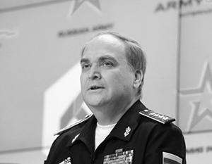 В бытность заместителем министра обороны Антонов курировал вопросы военного и военно-технического сотрудничества