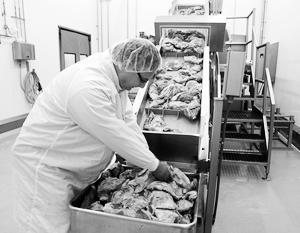 Китай пустит на свой рынок американскую говядину, запрещенную в 2003 году
