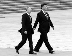 Политика: России и Китаю нужен один путь