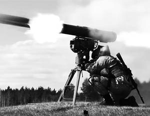 Минобороны показало боевые стрельбы из ПТРК «Штурм-С», «Фагот» и «Корнет»