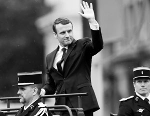Одной из сложнейших для Макрона задач будет завоевание доверия французов