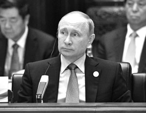 Путин поддержал проект по интеграции в Евразии