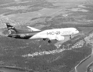 С момента выкатки из цеха до первого испытательного полета лайнера МС-21-300 прошло 24 дня