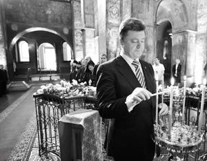 Примечательно, что сам Петр Порошенко слывет прихожанином церкви московского, а не киевского патриархата